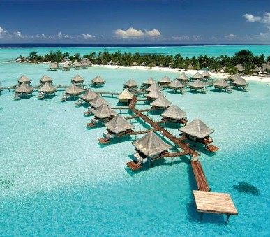 Hotel Intercontinental Bora Bora Le Moana Resort