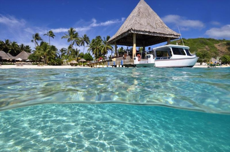 Intercontinental Bora Bora Le Moana Resort (fotografie 33)