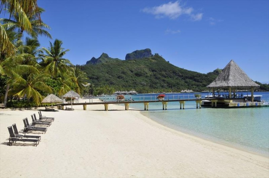 Intercontinental Bora Bora Le Moana Resort (fotografie 35)