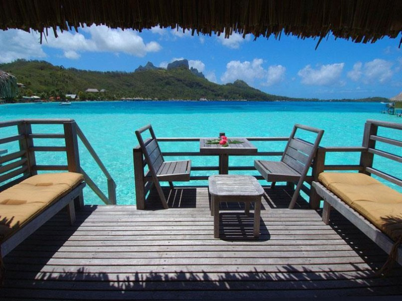 Intercontinental Bora Bora Le Moana Resort (fotografie 4)