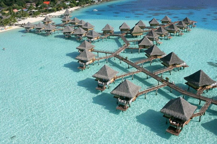 Intercontinental Bora Bora Le Moana Resort (fotografie 30)
