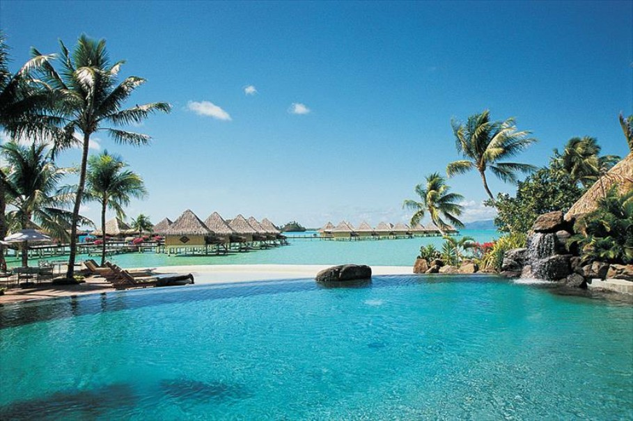 Intercontinental Bora Bora Le Moana Resort (fotografie 32)