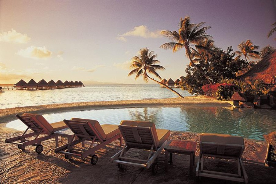 Intercontinental Bora Bora Le Moana Resort (fotografie 27)