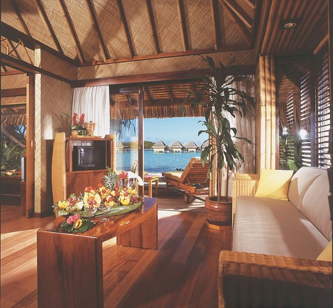 Intercontinental Bora Bora Le Moana Resort (fotografie 29)