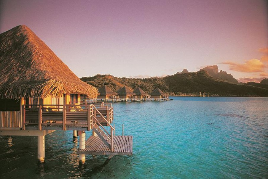 Intercontinental Bora Bora Le Moana Resort (fotografie 20)