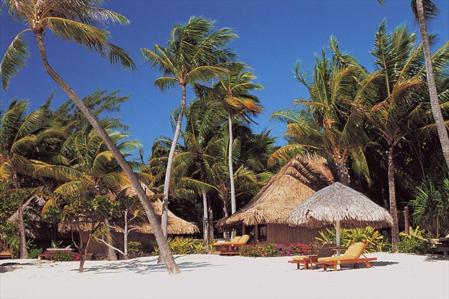 Intercontinental Bora Bora Le Moana Resort (fotografie 19)