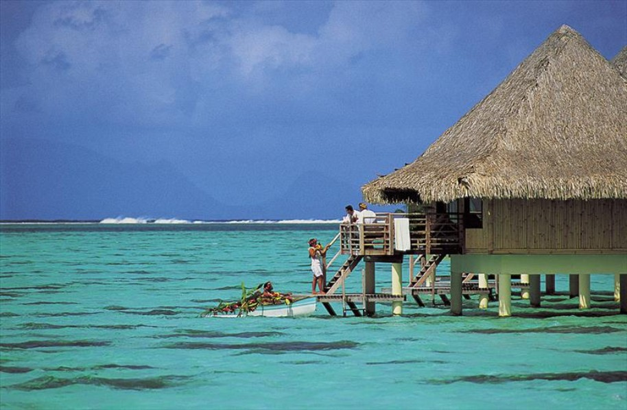 Intercontinental Bora Bora Le Moana Resort (fotografie 18)