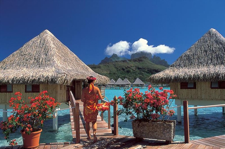 Intercontinental Bora Bora Le Moana Resort (fotografie 17)