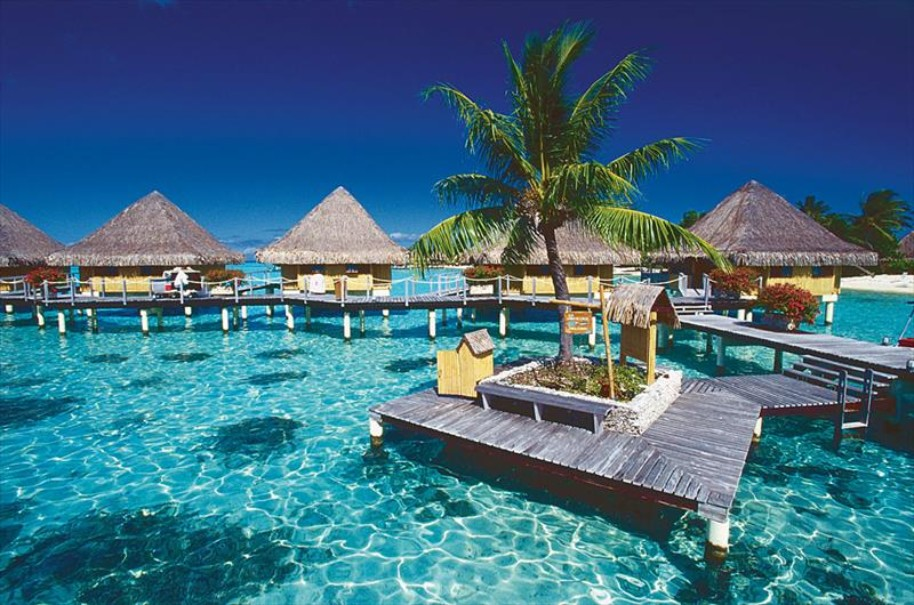Intercontinental Bora Bora Le Moana Resort (fotografie 21)