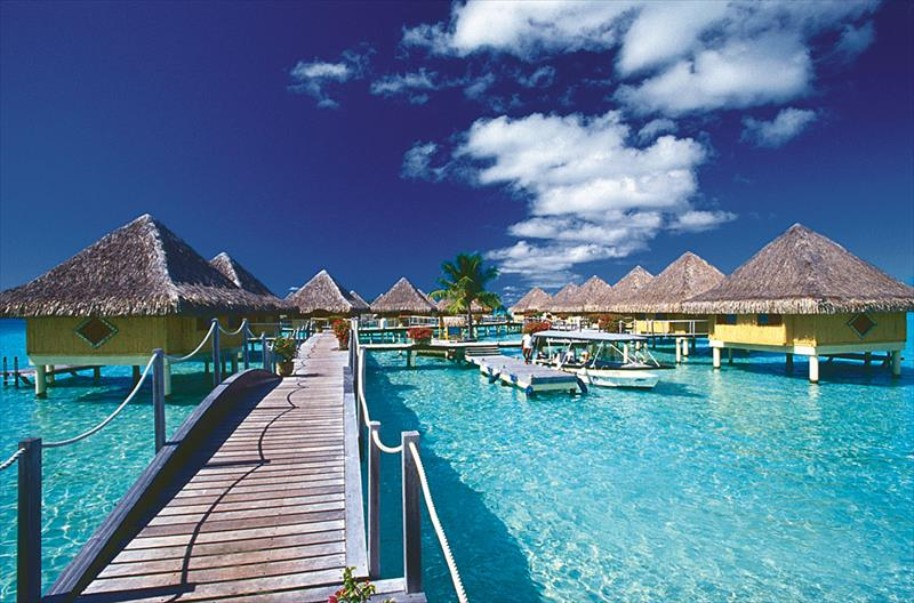 Intercontinental Bora Bora Le Moana Resort (fotografie 13)
