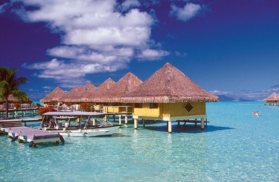 Intercontinental Bora Bora Le Moana Resort (fotografie 12)
