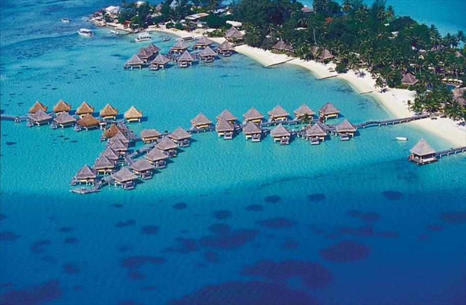 Intercontinental Bora Bora Le Moana Resort (fotografie 10)