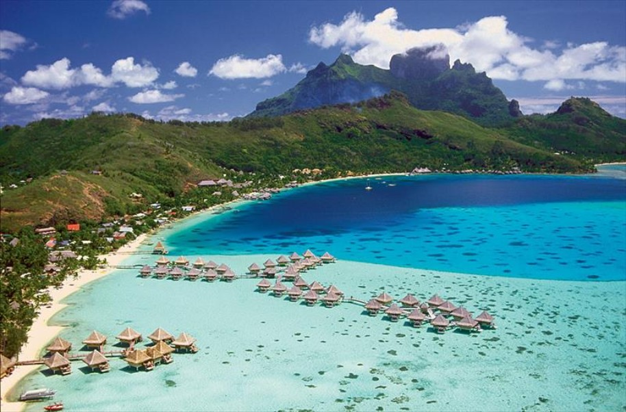 Intercontinental Bora Bora Le Moana Resort (fotografie 16)