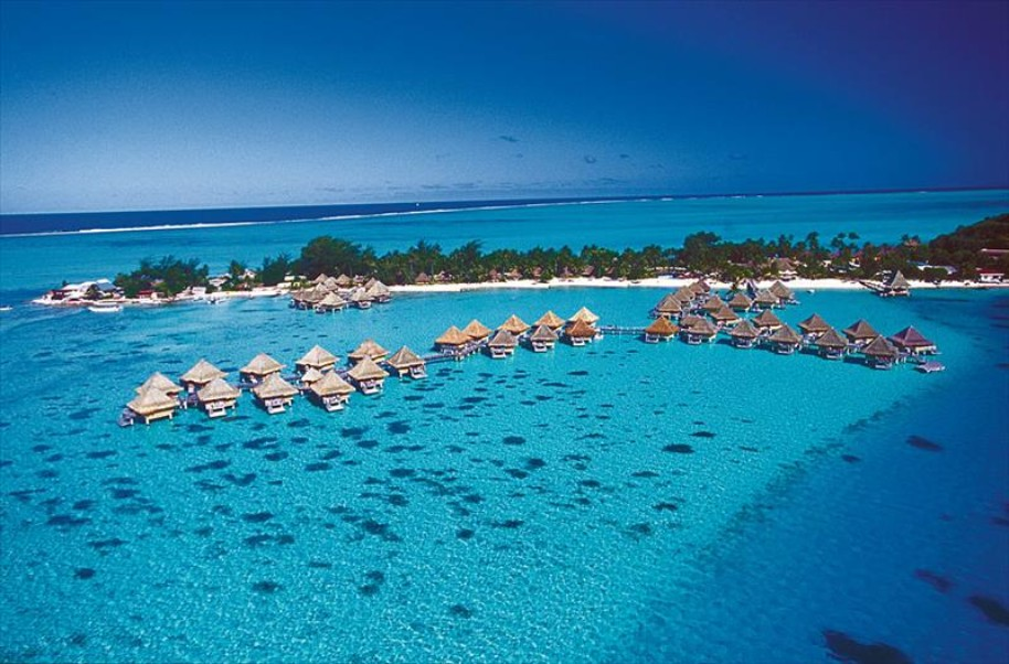 Intercontinental Bora Bora Le Moana Resort (fotografie 11)