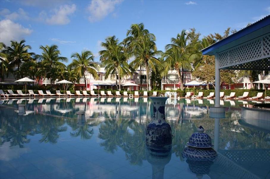 Hotel La Cocoteraie Saint Francois (fotografie 1)
