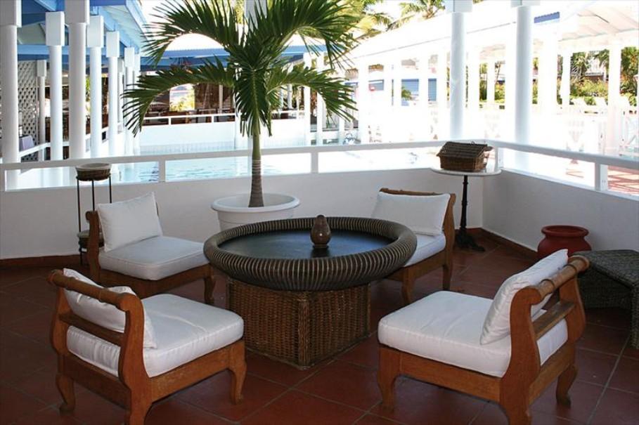 Hotel La Cocoteraie Saint Francois (fotografie 13)