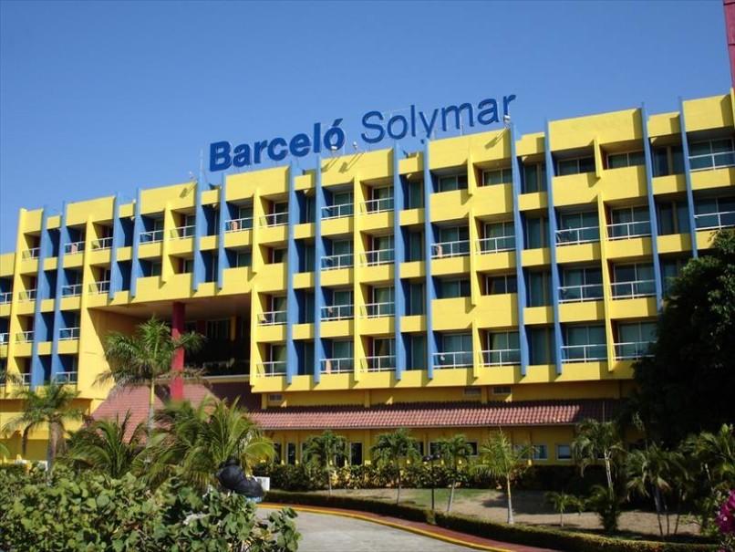 Hotel Barceló Solymar (fotografie 1)
