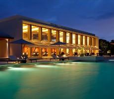 Hotelový resort Park Hyatt Maldives Hadahaa