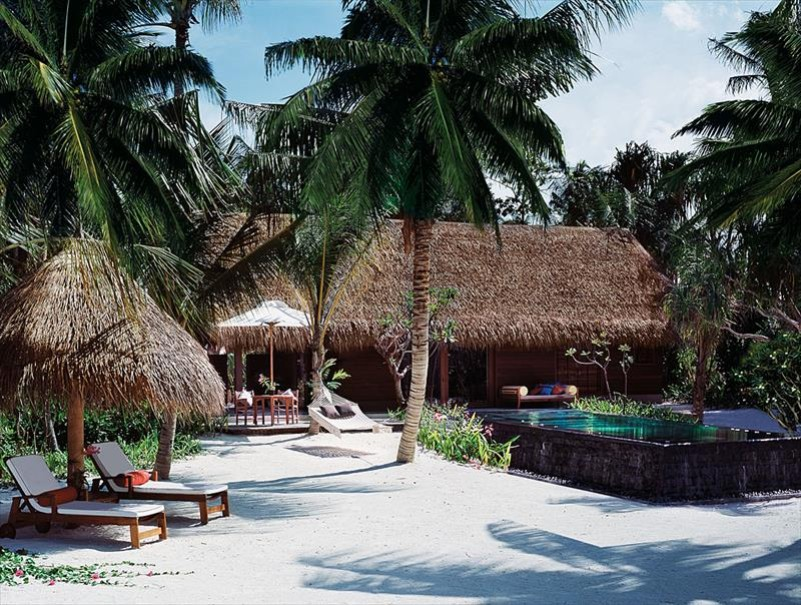 Hotel One and Only Reethi Rah (fotografie 2)