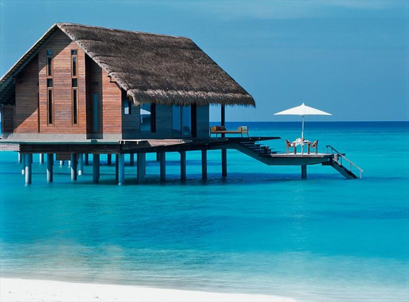 Hotel One and Only Reethi Rah (fotografie 27)