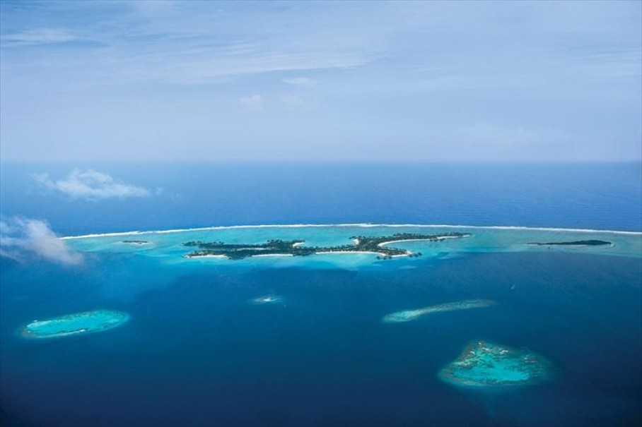 Hotel One and Only Reethi Rah (fotografie 33)