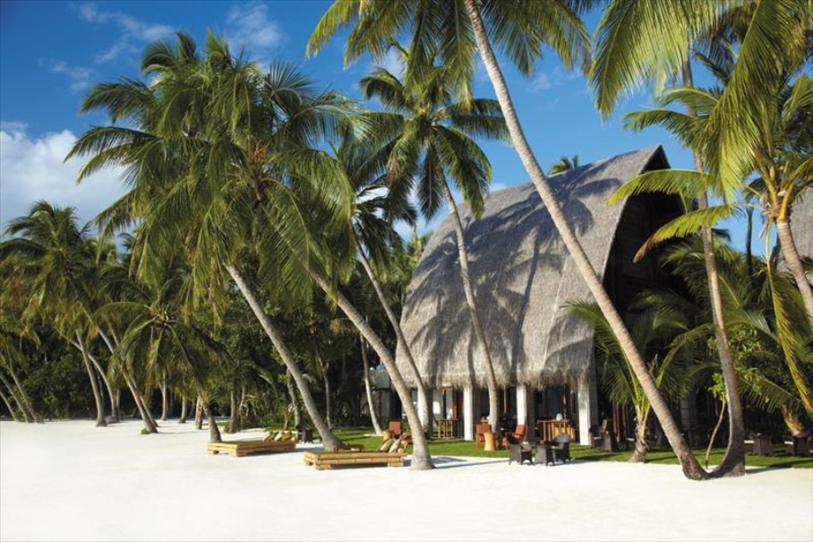 Hotel Shangrila´s Vilingili Resort and Spa (fotografie 33)