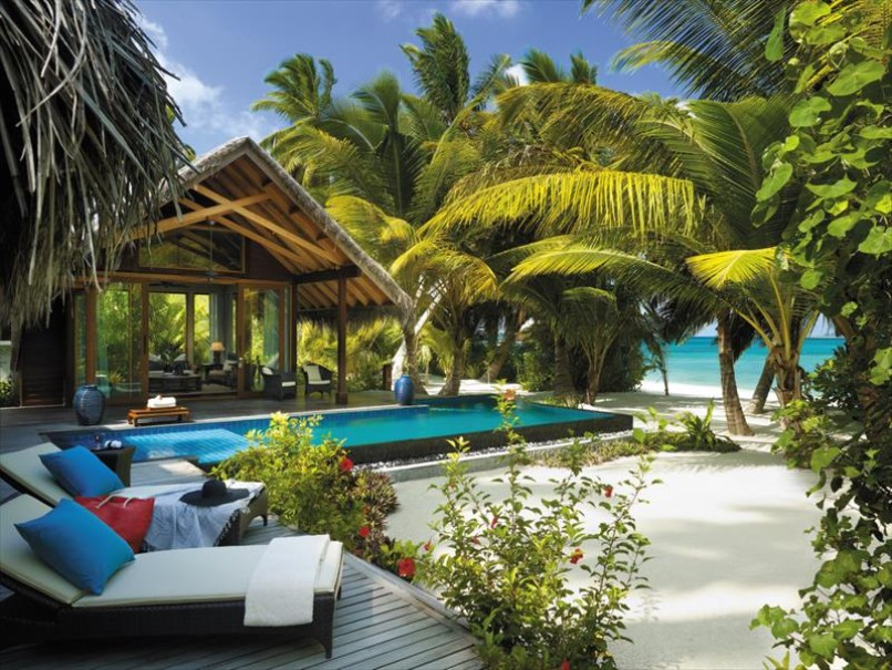 Hotel Shangrila´s Vilingili Resort and Spa (fotografie 42)