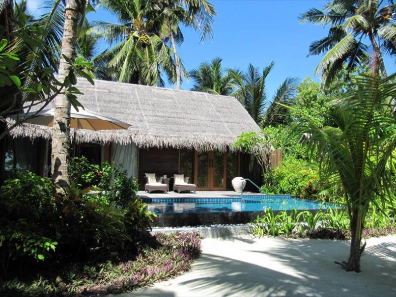 Hotel Shangrila´s Vilingili Resort and Spa (fotografie 76)