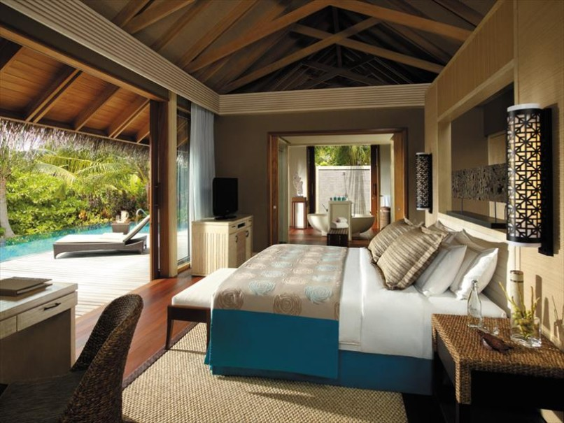 Hotel Shangrila´s Vilingili Resort and Spa (fotografie 47)