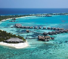 Hotel Shangrila´s Vilingili Resort and Spa