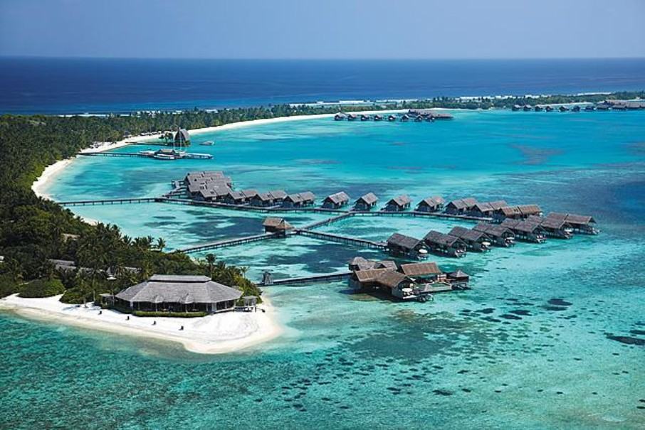 Hotel Shangrila´s Vilingili Resort and Spa (fotografie 1)