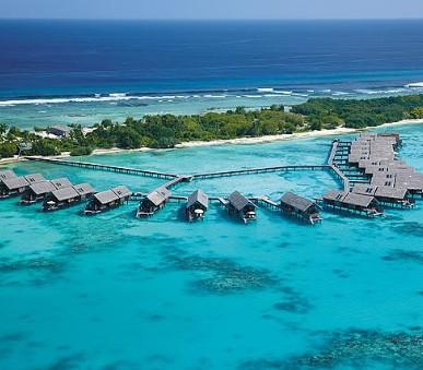 Hotel Shangrila's Vilingili Resort and Spa