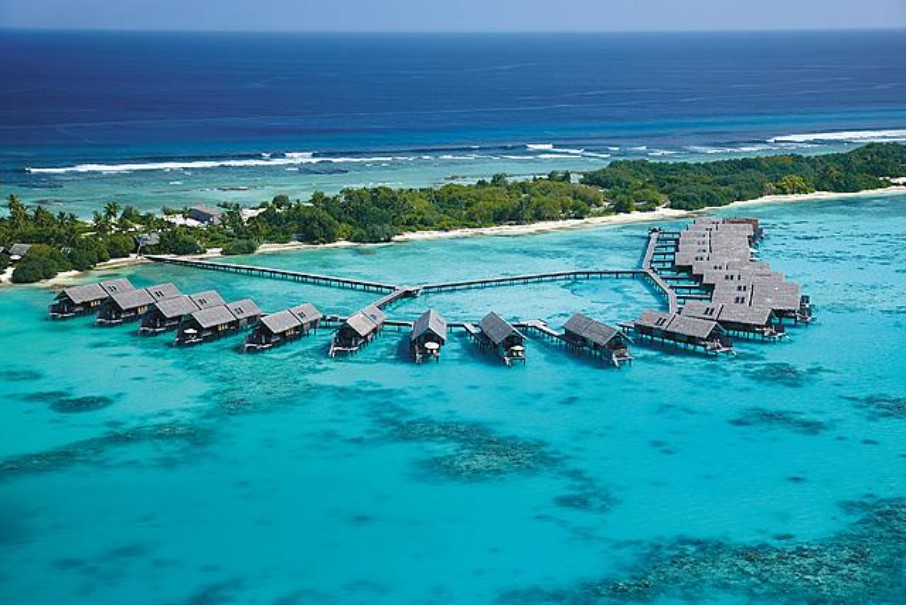 Hotel Shangrila´s Vilingili Resort and Spa (fotografie 22)