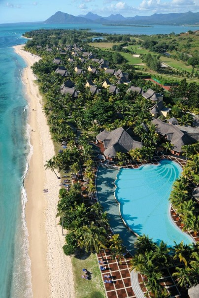 Hotel Dinarobin Beachcomber Golf Resort and Spa (fotografie 1)