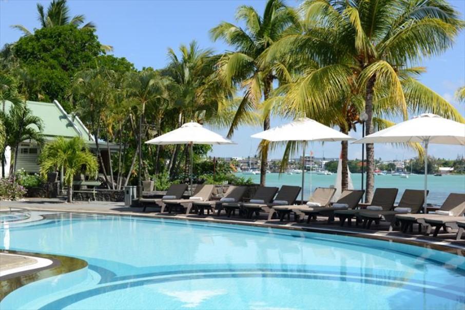 Hotel Veranda Grand Baie (fotografie 1)