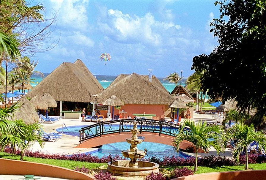 Hotel Allegro Playacar Resort (fotografie 7)