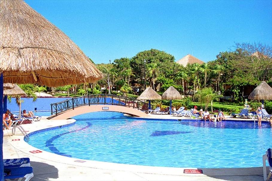 Hotel Allegro Playacar Resort (fotografie 9)