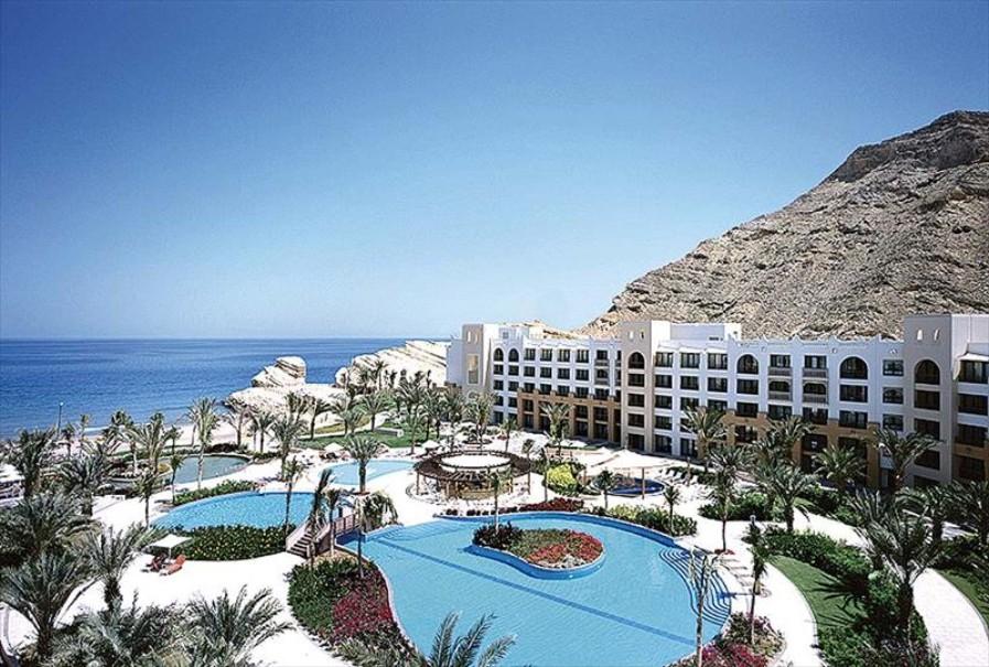 Shangri-La Barr Al Jissah Resort and Spa (fotografie 1)
