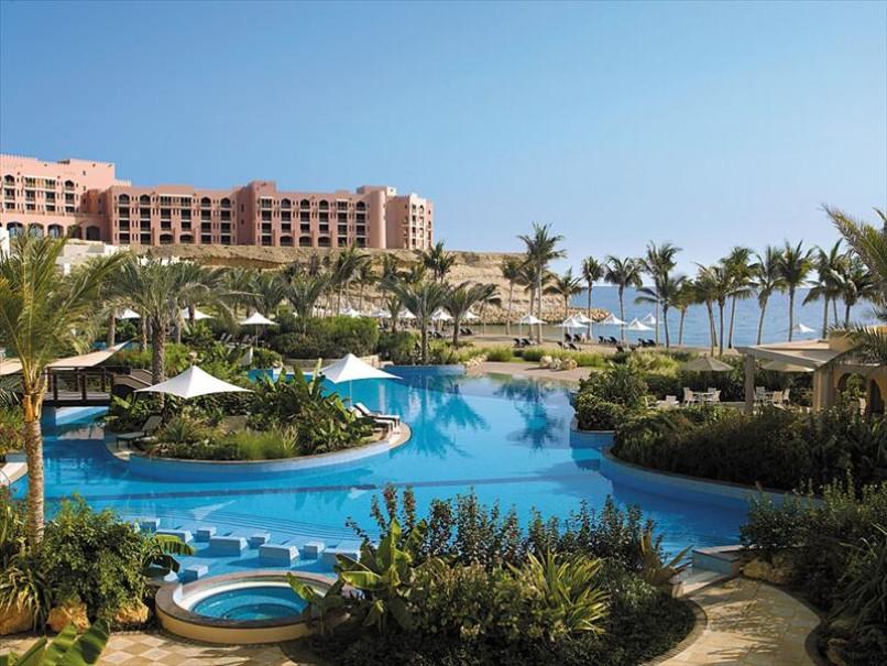 Shangri-La Barr Al Jissah Resort and Spa (fotografie 6)