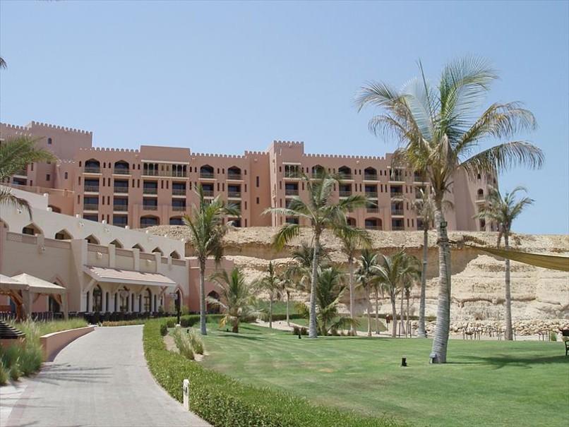 Shangri-La Barr Al Jissah Resort and Spa (fotografie 9)