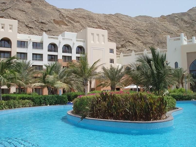 Shangri-La Barr Al Jissah Resort and Spa (fotografie 10)