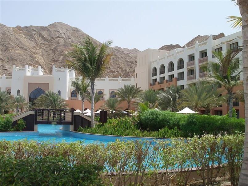 Shangri-La Barr Al Jissah Resort and Spa (fotografie 11)