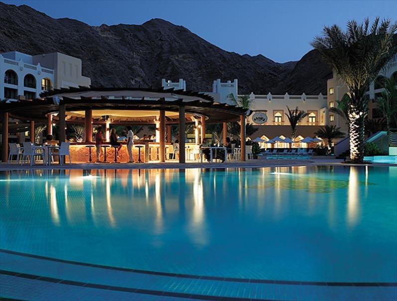 Shangri-La Barr Al Jissah Resort and Spa (fotografie 12)