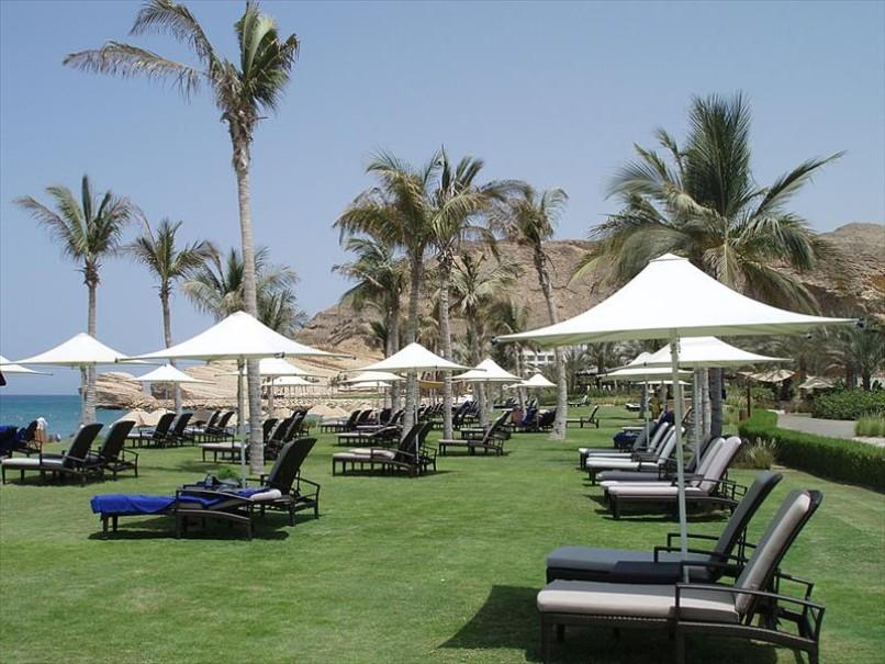 Shangri-La Barr Al Jissah Resort and Spa (fotografie 20)