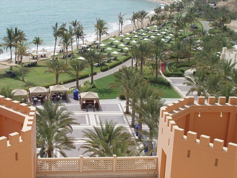 Shangri-La Barr Al Jissah Resort and Spa (fotografie 26)