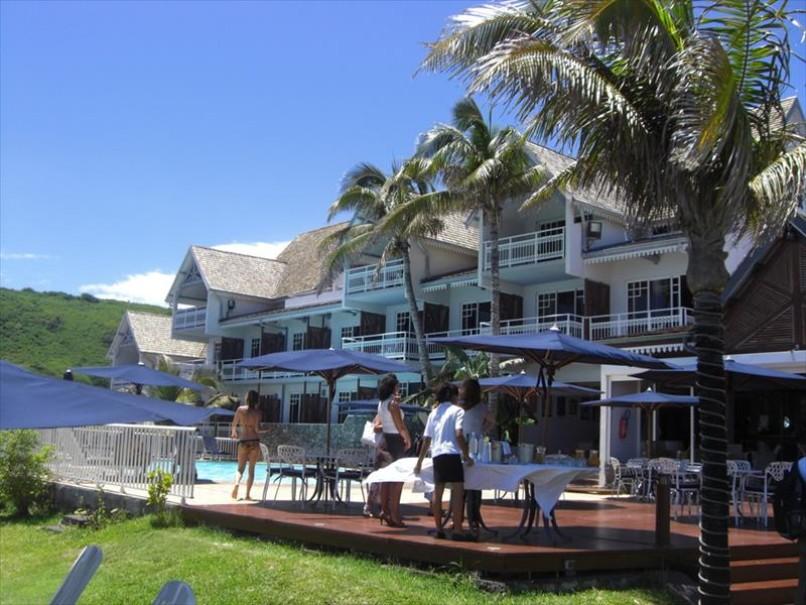 Boucan Canot Hotel (fotografie 14)