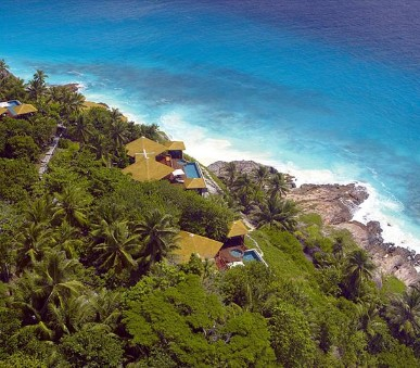 Hotel Frégate Island Private