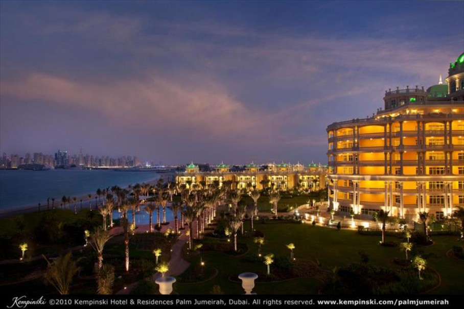 Kempinski Hotel and Residences Palm Jumeirah (fotografie 4)