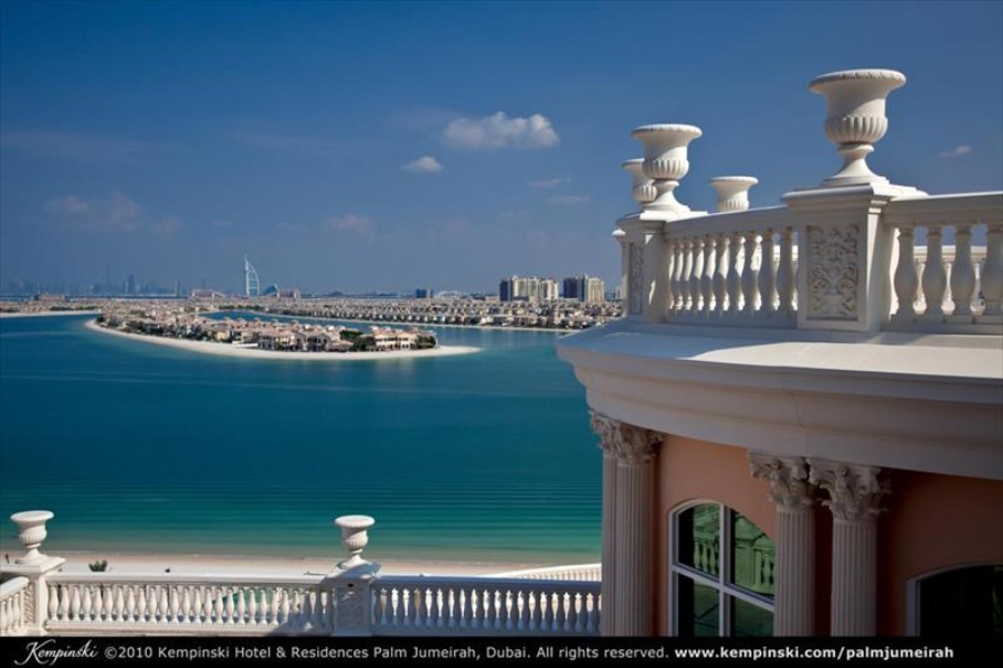 Kempinski Hotel and Residences Palm Jumeirah (fotografie 11)