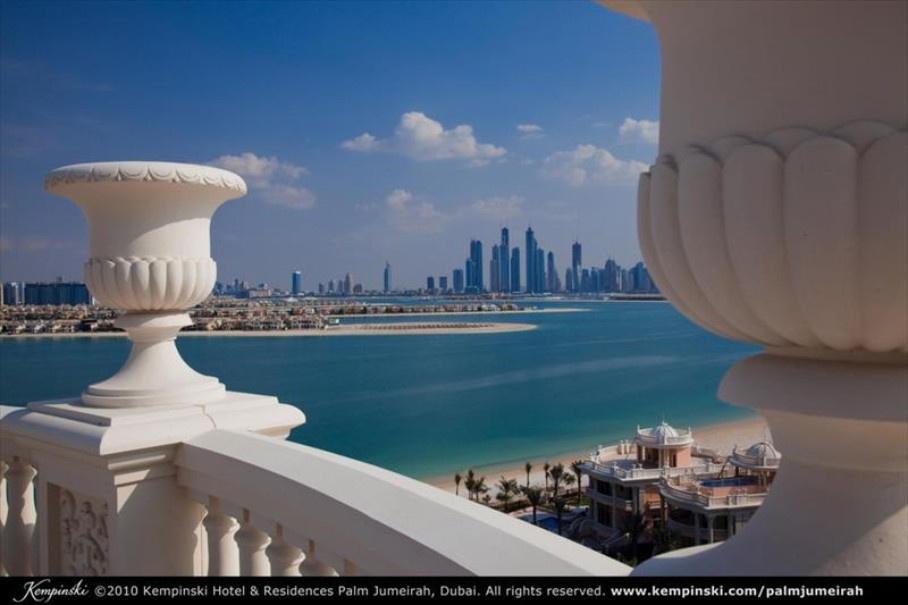 Kempinski Hotel and Residences Palm Jumeirah (fotografie 9)